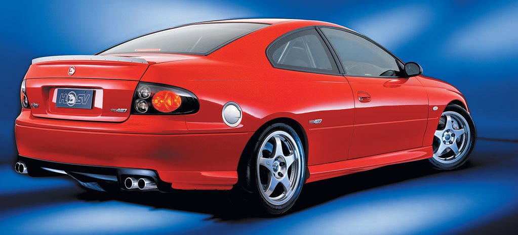 History of the Holden Monaro part three - V2, VZ