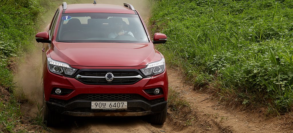 2018 SsangYong Musso review