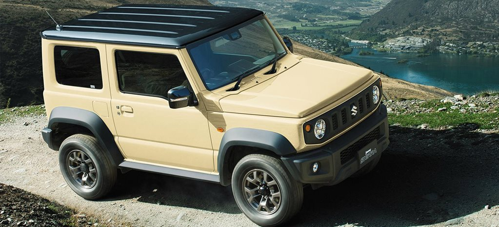 2019 Suzuki Jimny to be sub-$30k, high-spec off-roader