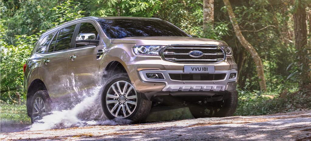 2019 Ford Everest spec and pricing announced news