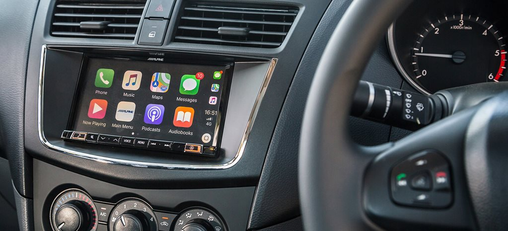 Mazda Apple CarPlay Android Auto