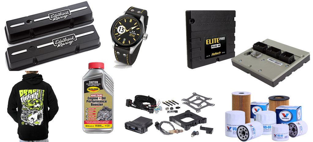 street machine gear and accessories
