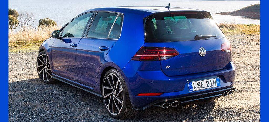 2018 Golf R >> Volkswagen Golf R Pricing Changed For 2018 Stock