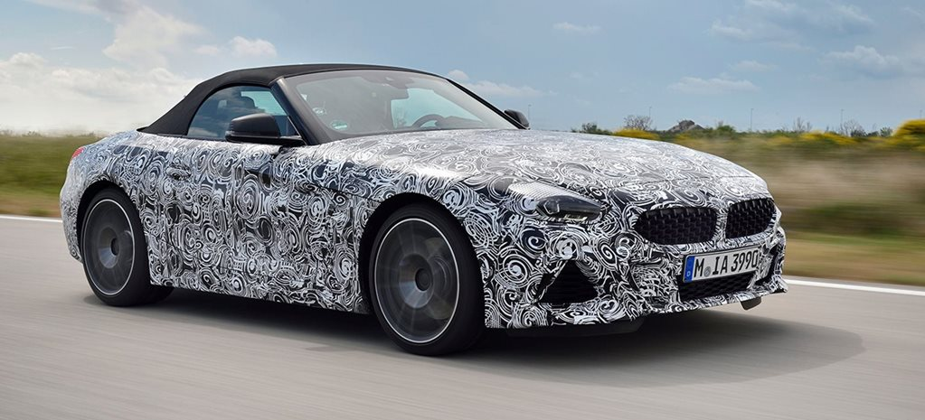 2020 BMW Z4 Roadster range unlikely to feature M variant