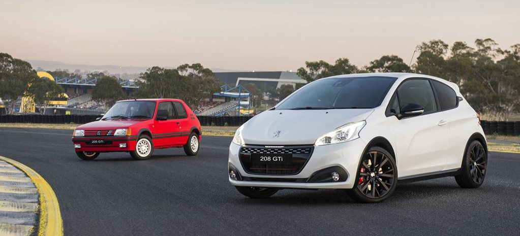 2019 peugeot 208 gti special edition lands with lsd and aeb. Black Bedroom Furniture Sets. Home Design Ideas