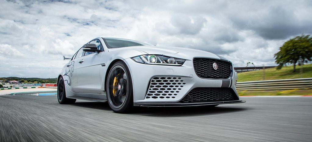 2018 Jaguar Xe Sv Project 8 Performance Review