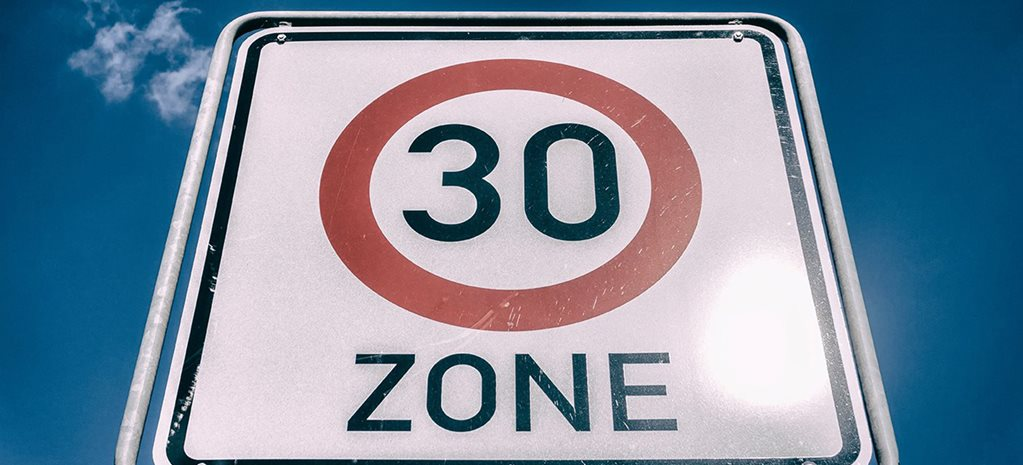 Suburban 30km/h zones now a reality