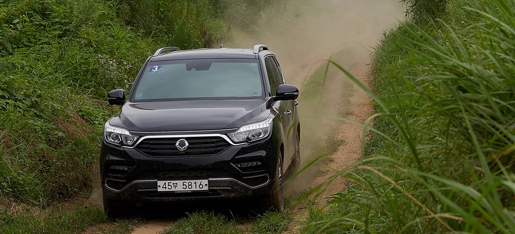 2019 SsangYong Rexton 4WD quick review