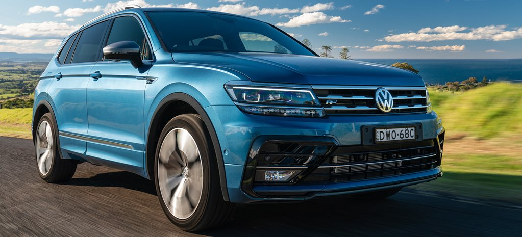 2018 Volkswagen Tiguan Allspace pricing and features announced