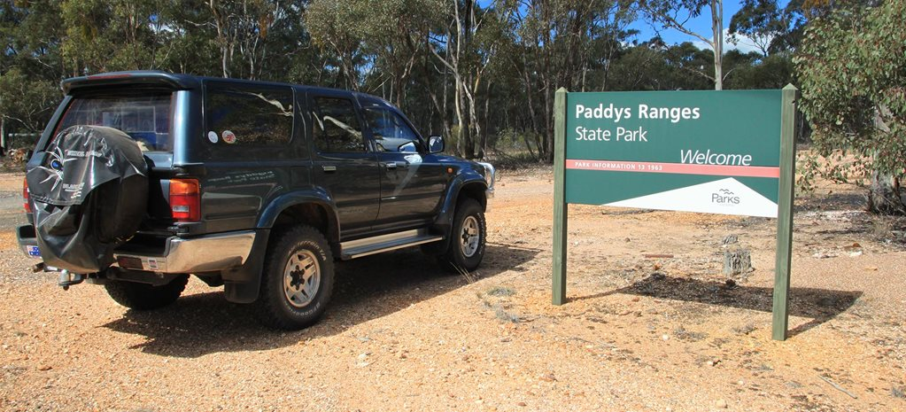 4x4 Trip to Paddys Ranges State Park Vic Explore