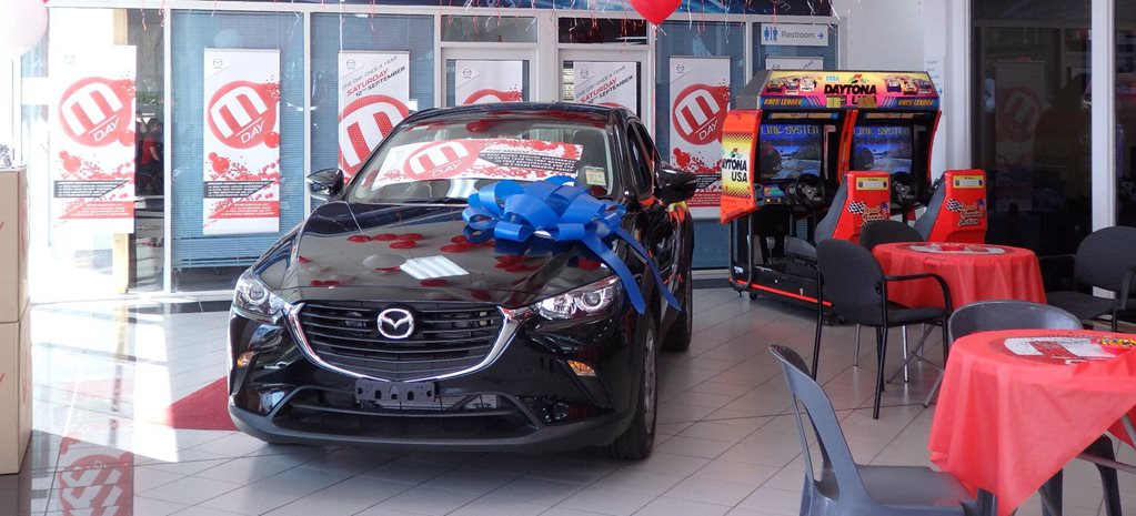 Mazda's M Day sale offers up extra value bundles
