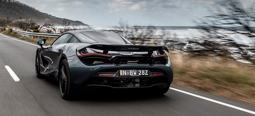 2018 McLaren 720S review: Car vs Road