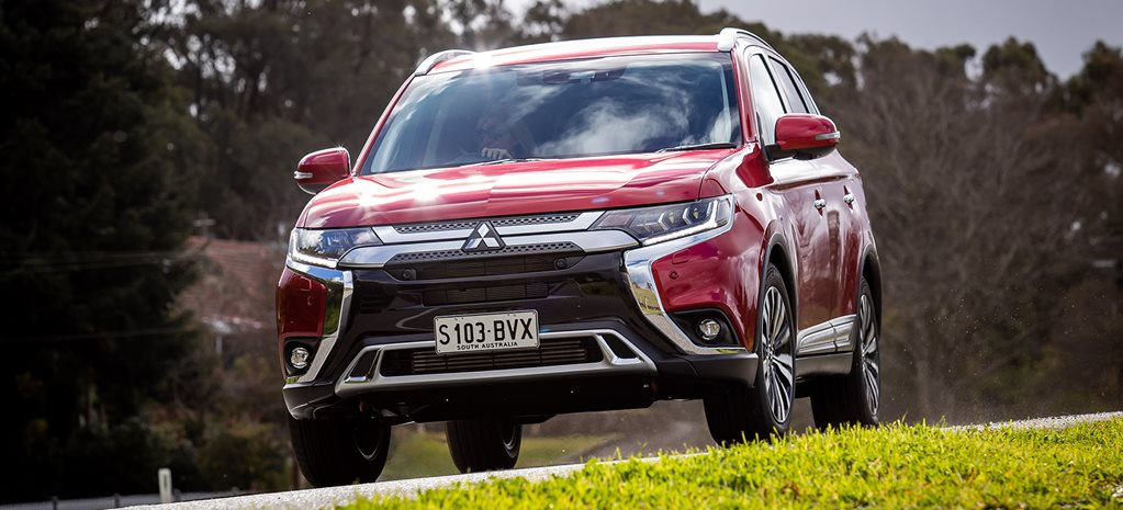 Mitsubishi Outlander 2020 Review, Price & Features