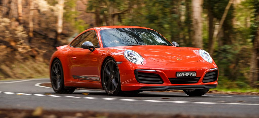 2018 Porsche 911 Carrera T review