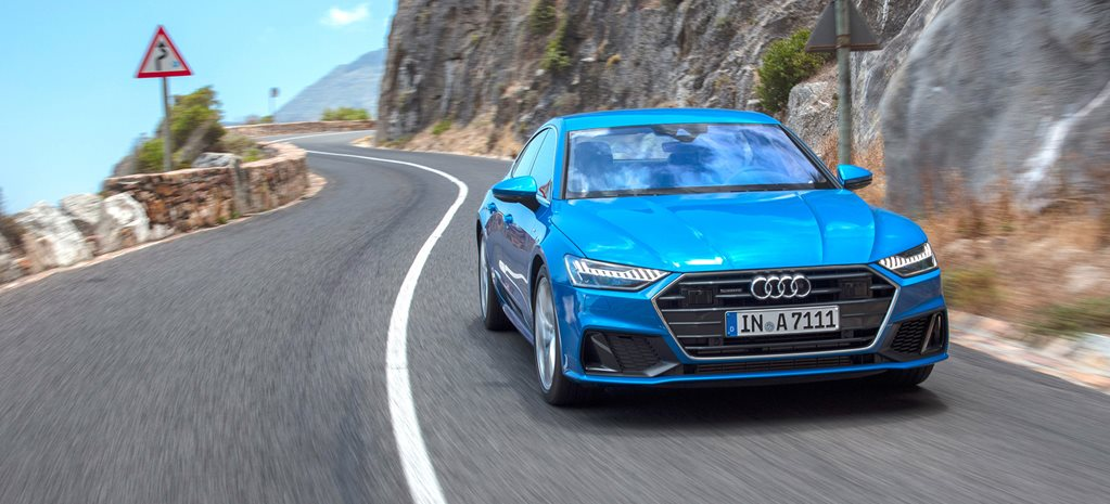 2019 Audi A7 Sportback pricing and features