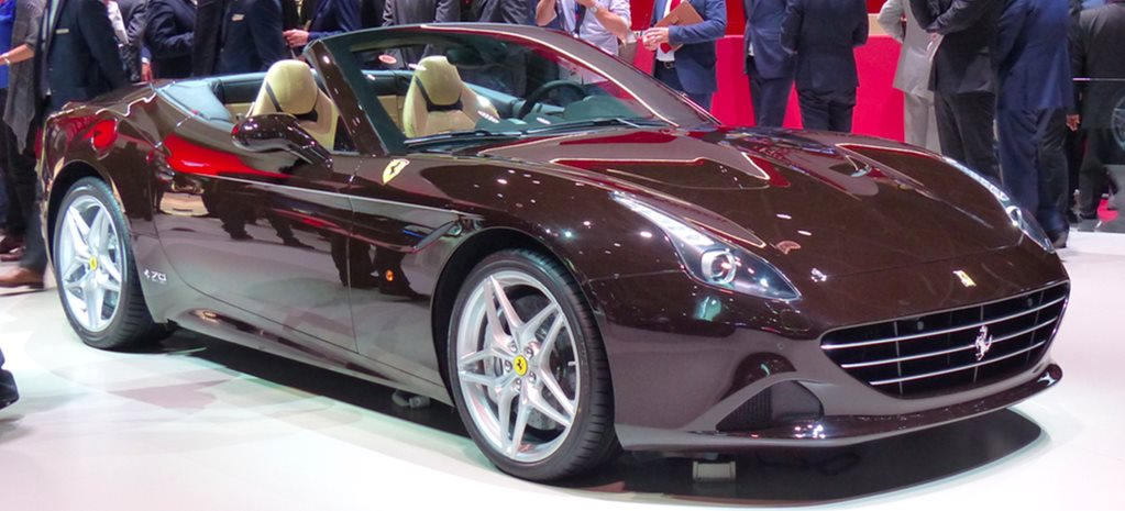 Ferrari in court over brown paint
