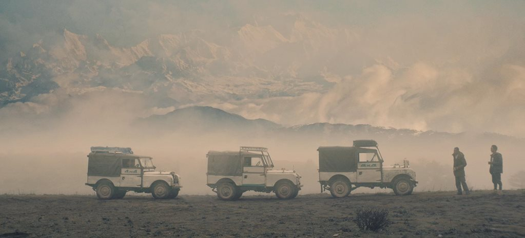 Land Rover celebrates 70 years Himalayas trek news