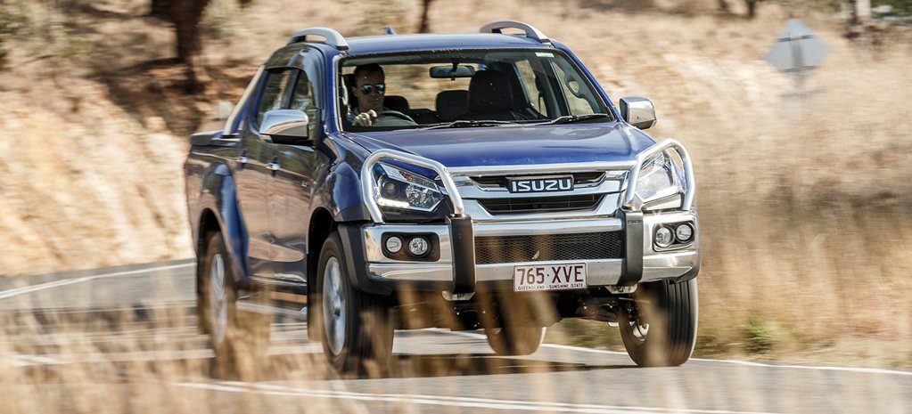 2018 Isuzu D-Max LS Terrain review: Wheels Ute Megatest 9th
