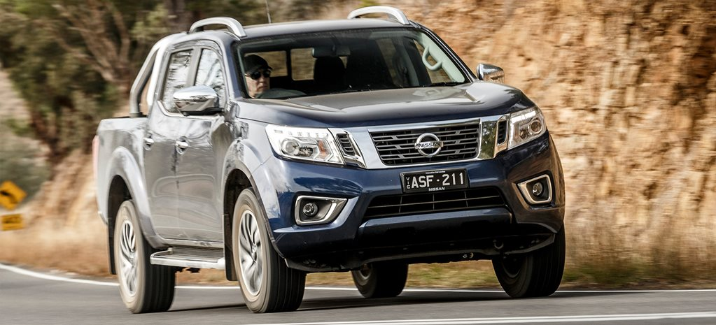 2018 Nissan Navara ST-X review: Wheels Ute Megatest 8th