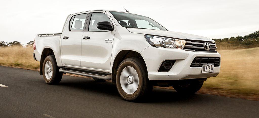 2018 Toyota Hilux Sr Review Wheels Ute Megatest 7th