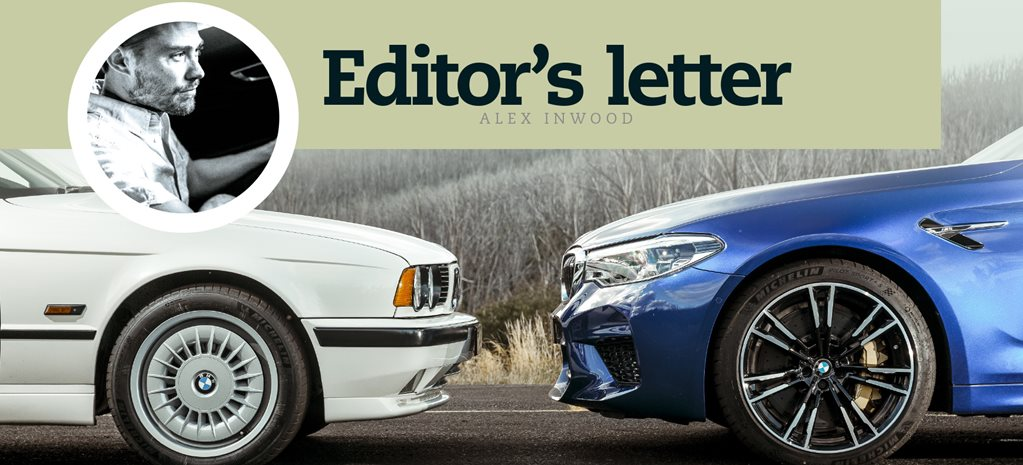 Editor's letter: How far we've come