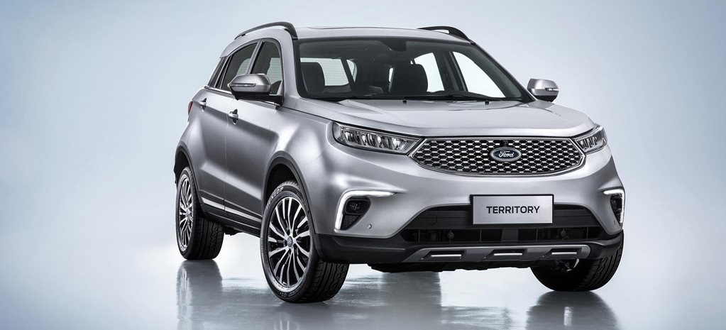 2019 Ford Territory revealed… for China