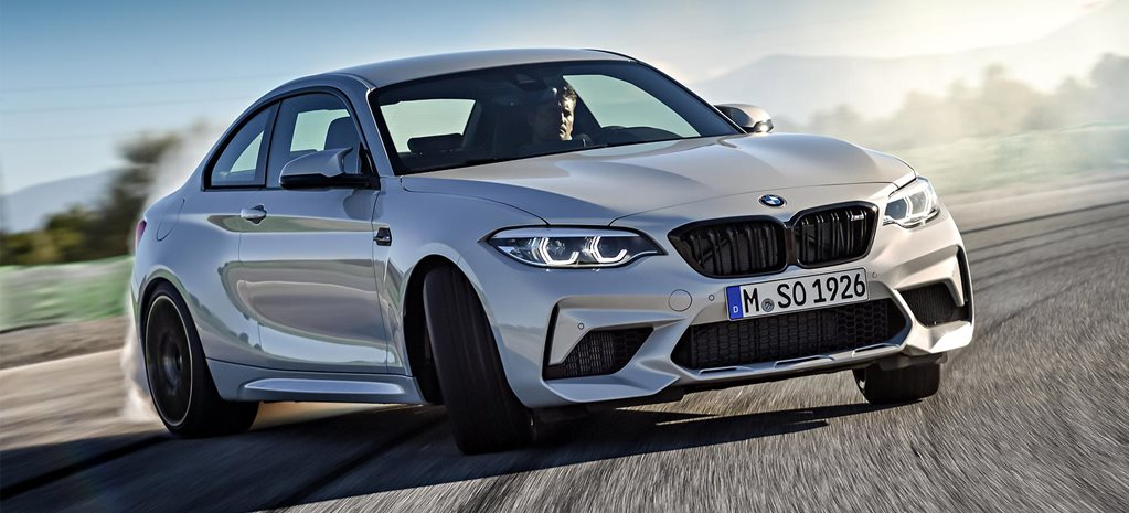 2019 BMW M2 Competition pricing specs announced news