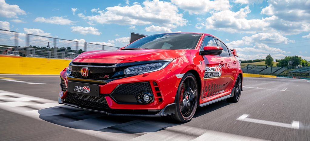 2018 Honda Civic Type R ends lap record campaign