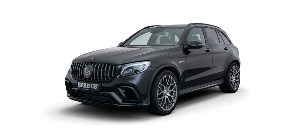 Brabus Mercedes GLC63 S 441kW news
