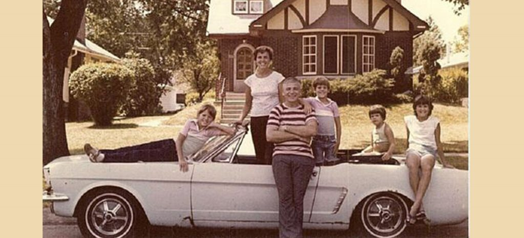 First Ford Mustang