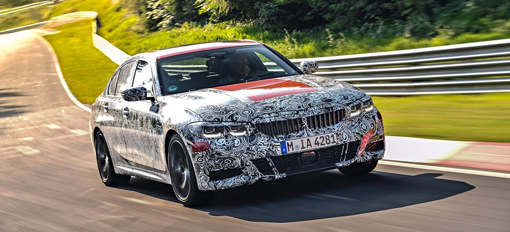 BMW 3 Series prototype review: the magic is back!
