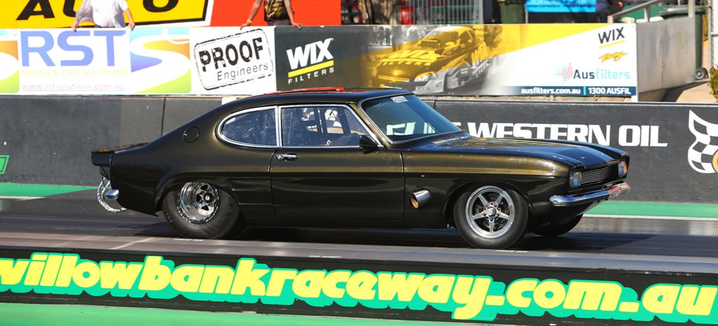 Australia's quickest 1JZ – eight-second Ford Capri