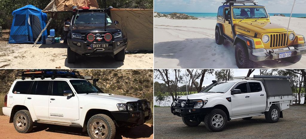 Readers 4x4s Geared up rigs feature
