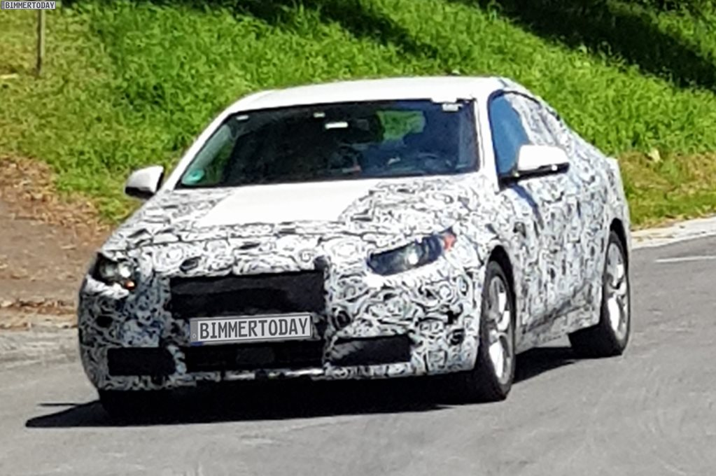 2019 BMW 2 Series Gran Coupe spotted