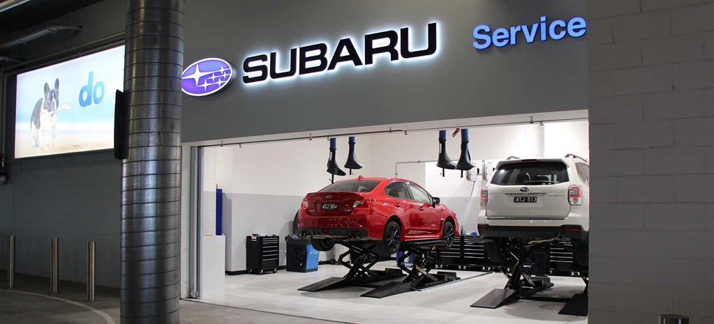 Subaru opens Do Service centre in Victoria