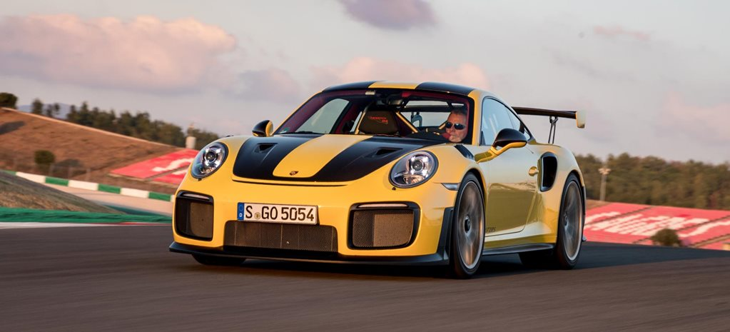2018 Porsche 911 GT2 RS Five Greatest 911s feature