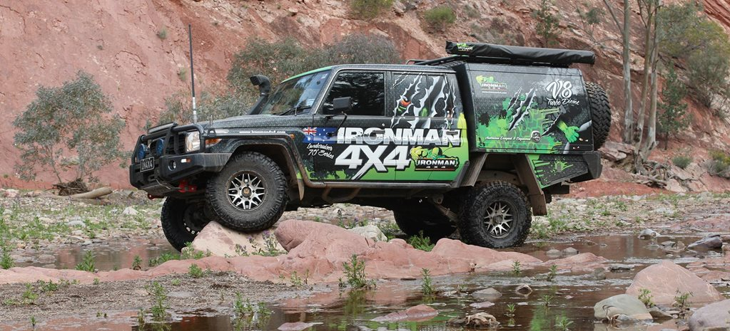 Industry Insider Ironman 4x4 feature gear