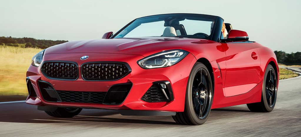2019 BMW Z4 M40i First Edition revealed at Pebble Beach