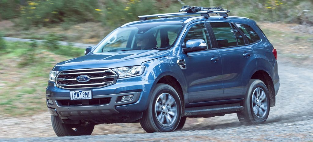 2019 Ford Everest 4x4 review news