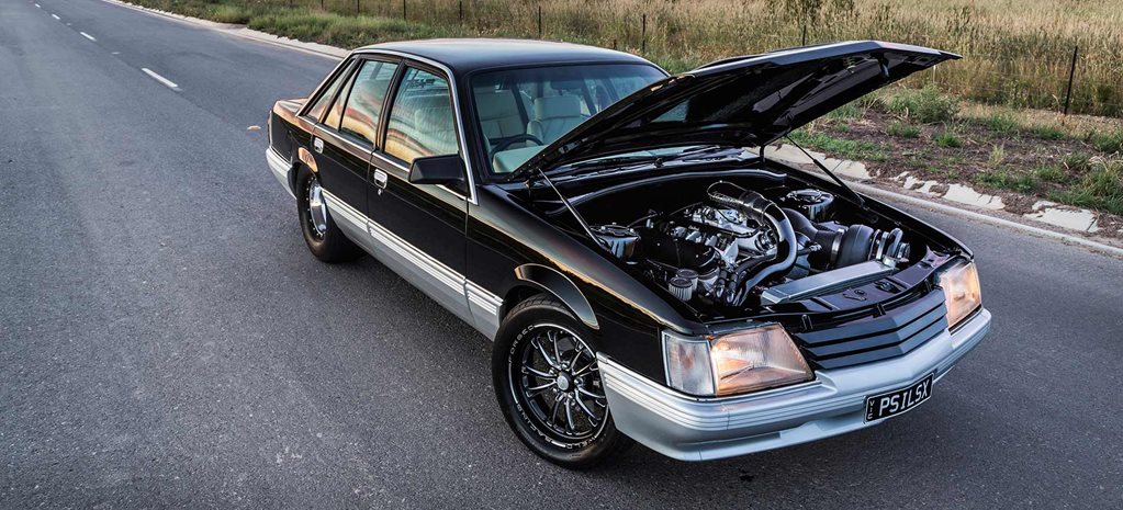 Turbo LSX-powered 1984 Holden VK Calais