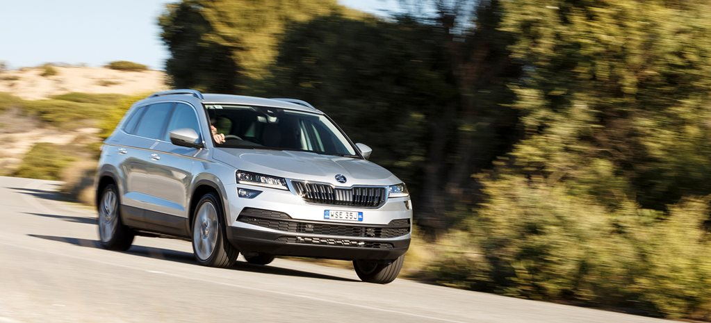 2018 Skoda Karoq DSG review