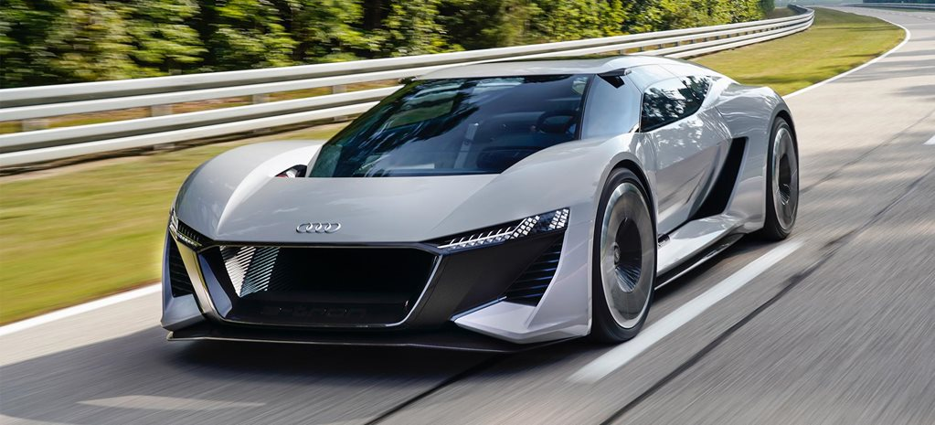 Audi PB18 e-tron concept Pebble Beach news