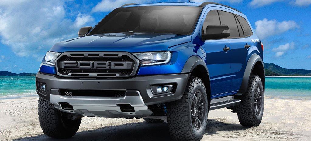 Ford Everest Raptor - 4x4 Wishlist