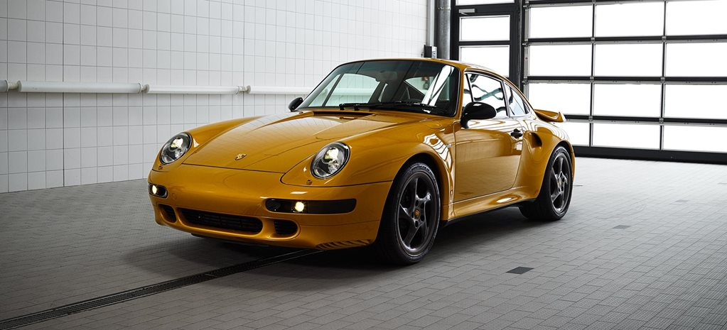 Rebuilt Porsche 993 911 Turbo unveiled news
