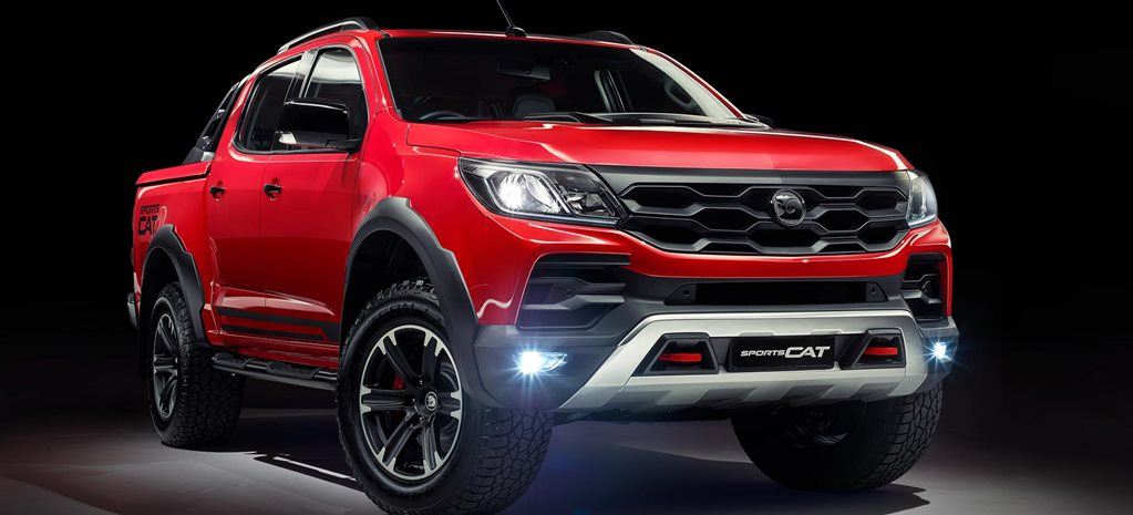 2018 Holden Colorado Sportscat+ by HSV performance review