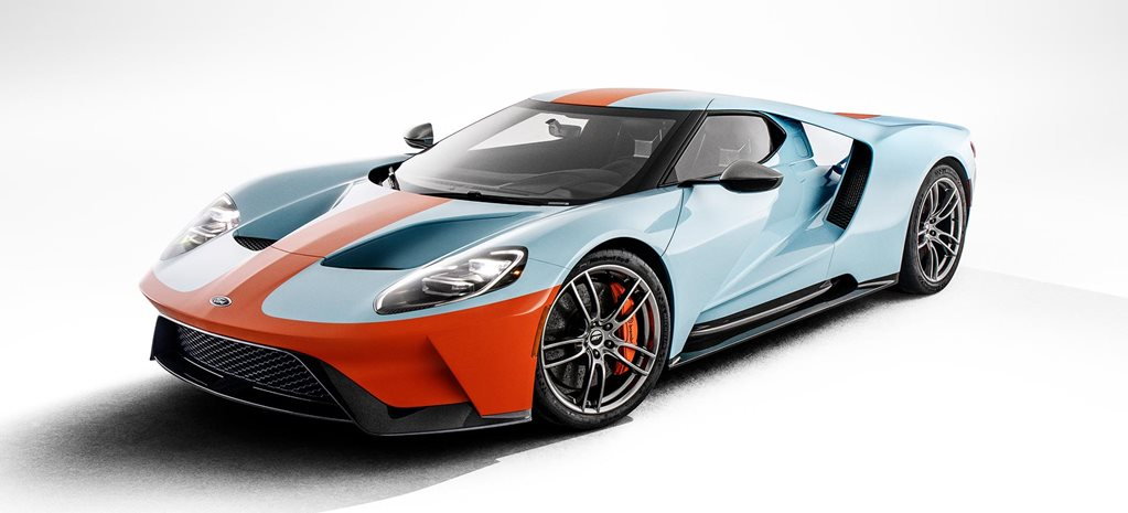 2019 Ford GT Heritage Edition Gulf GT40 news