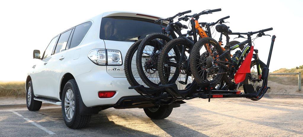 Yakima Holdup 2 >> Yakima Holdup And Holdup 2 Bike Rack Product Test