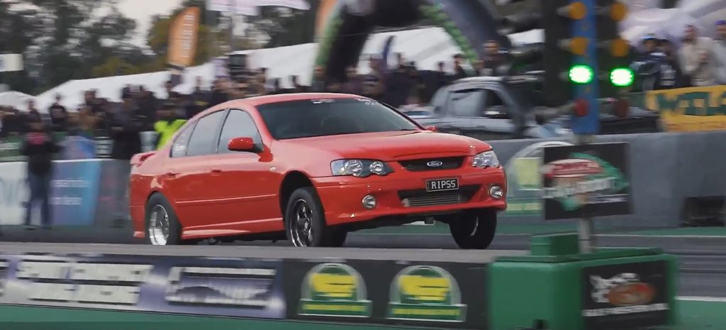 World S Quickest Street Xr6 Turbo 8 18 171mph Video