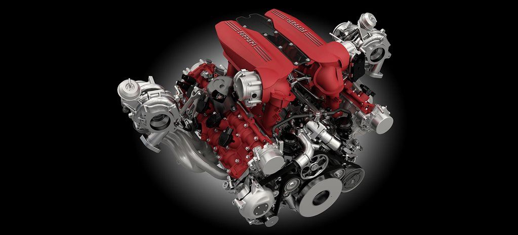 Ferrari split electric-turbocharger Geek Speak feature