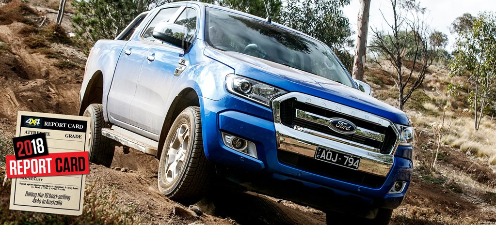 Mid-2018 4x4 Sales Report Card Ford Ranger news